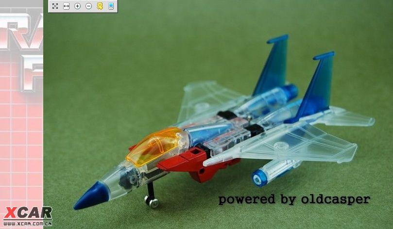【图】kt极小飞机12架终极评测+多图写真_5_《变形》