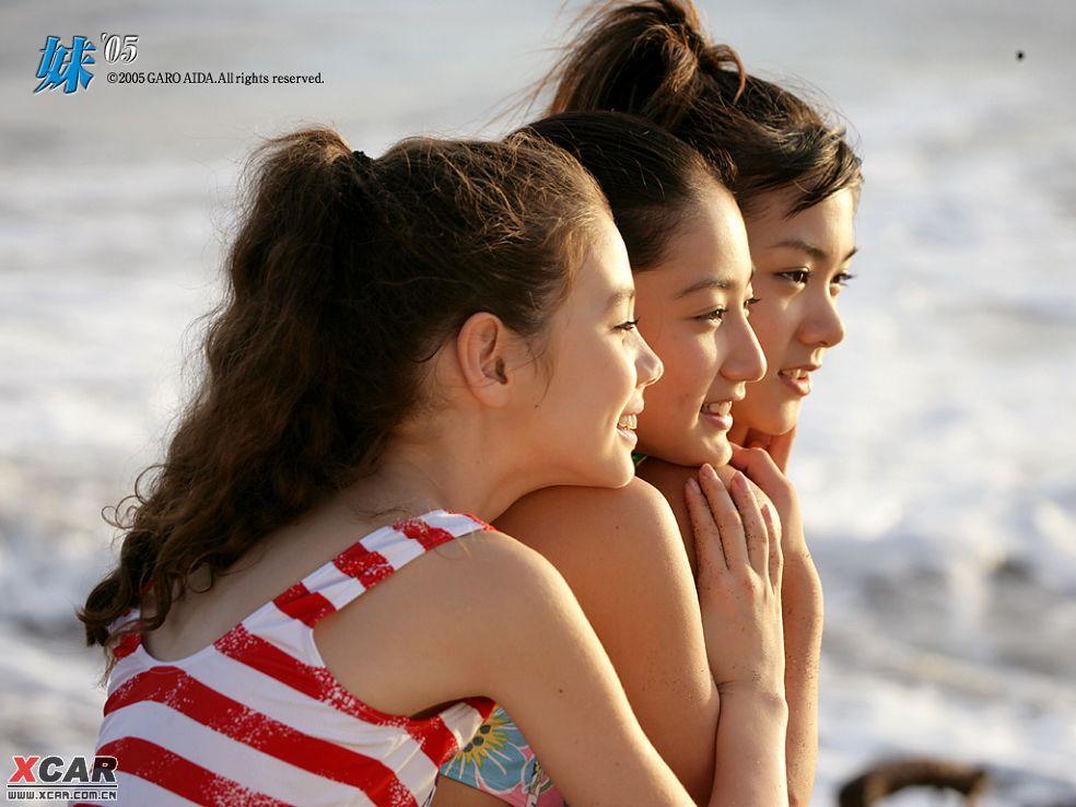 洛丽塔:十一岁的少女写真
