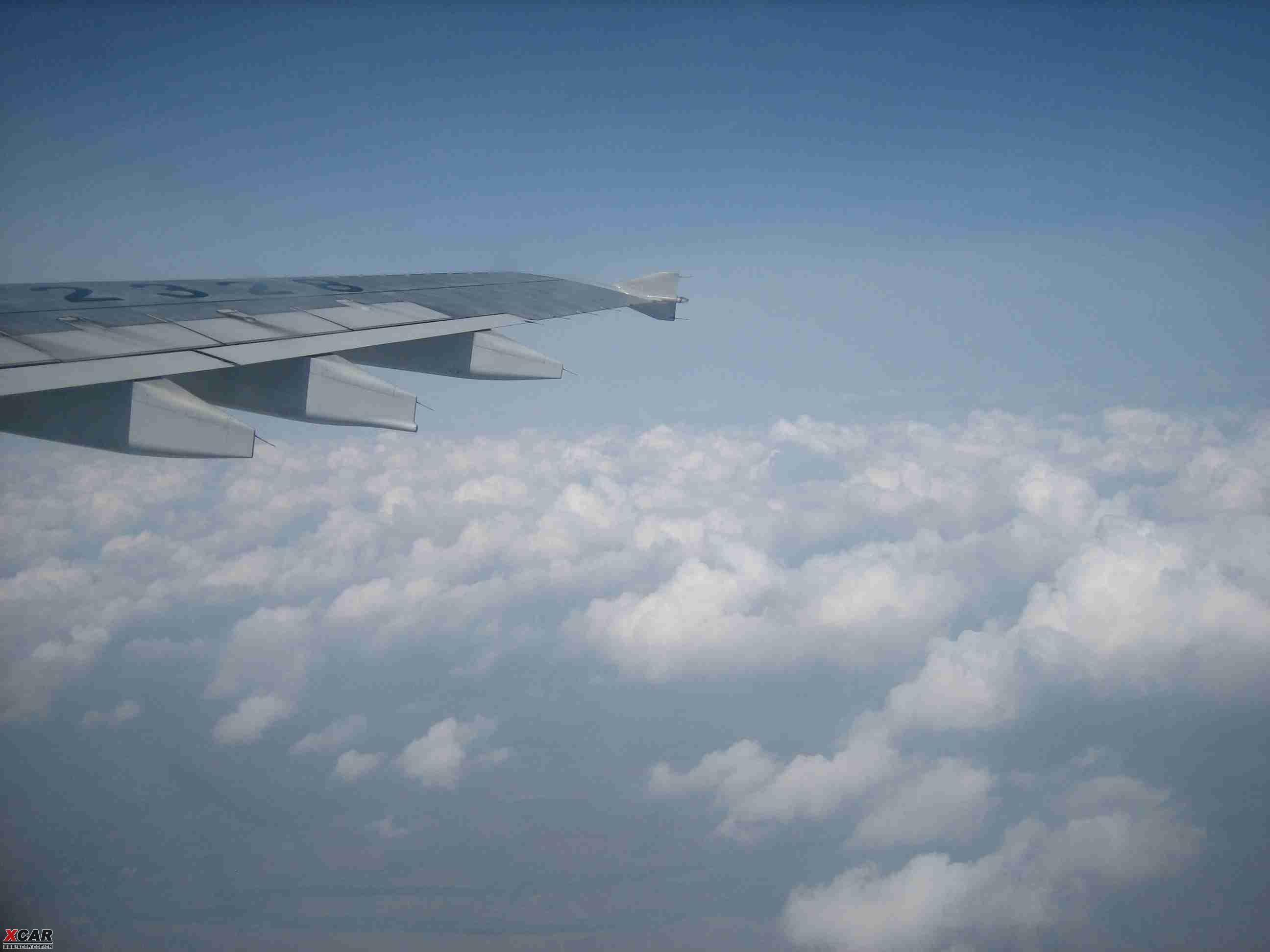 飞机上看云.看海.看山.