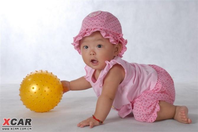 宝宝马上一周岁了,换种心情看世界(上图)
