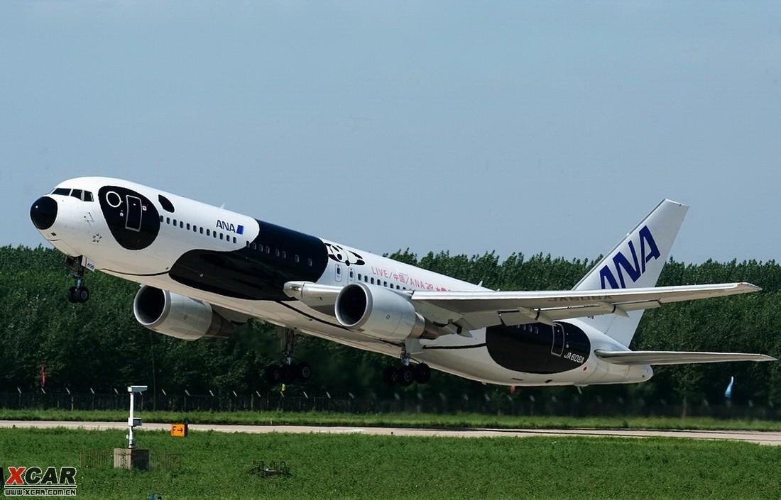 那霸机场 拍飞机