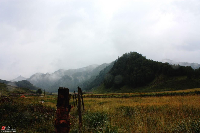 西北好风光---北山国家森林公园(青海互助县)