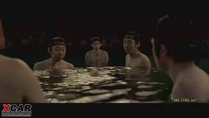 韩国电影:猛男诞生记 好多这个美女的裸体镜头