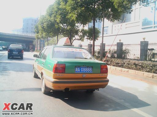 长沙最牛的 计程车 车牌