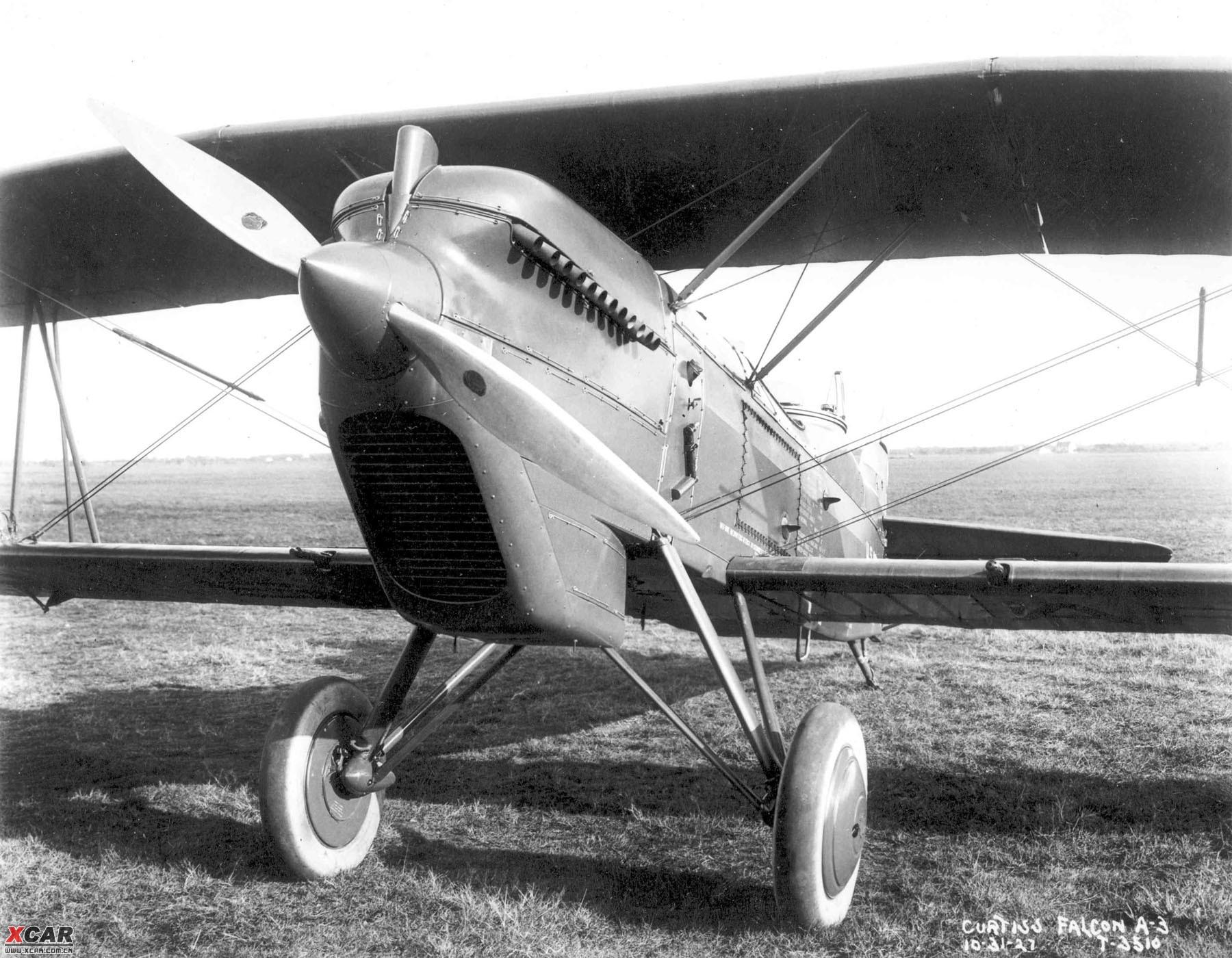 上世纪30年代的飞机