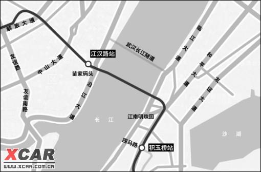 武汉地铁过江隧道开挖