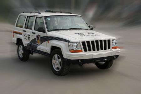 北京吉普签下6400台北京jeep2500政府采购大单高清图片