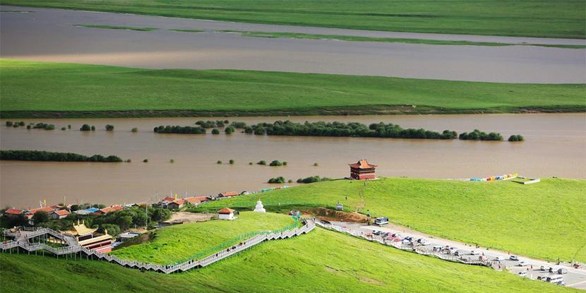 向往的草原―红原 若尔盖 甘南自驾摄影之旅