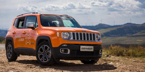 Jeep自由侠——草原天路自驾之旅