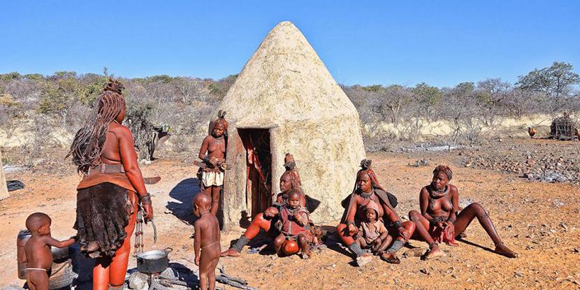 纳米比亚的狂野之旅,野生动物的最后乐园与神秘的原始部落(下)