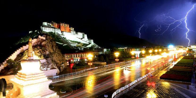 涤心之旅,离天堂最近的地方-一路向西,圆梦西藏