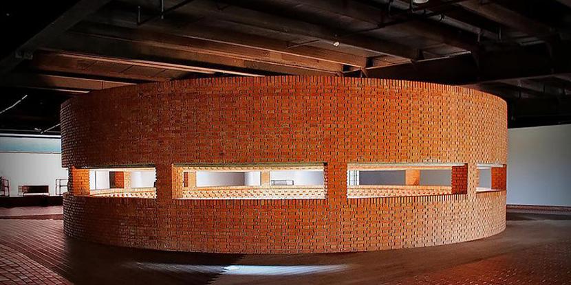北京 | 推荐前往的几家美术馆,现代美术的简约和节约得到体现