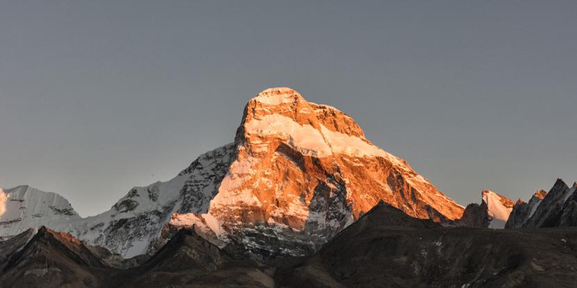 喜马拉雅冰蓝世界之旅