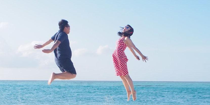 我们的诗和远方——马尔代夫奥臻岛蜜月之旅