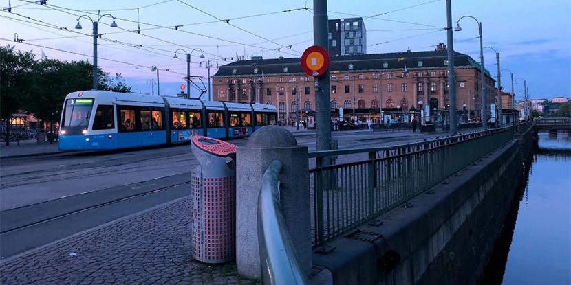 向北欧出发―2018哥德堡之行