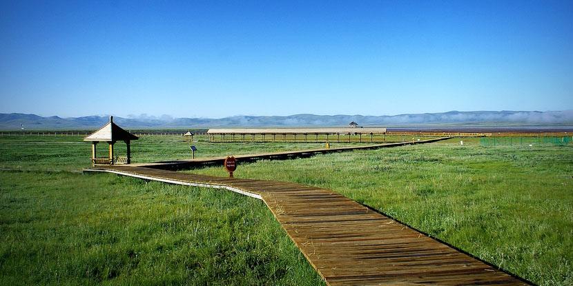 一个叫做尕海的五彩高原湖