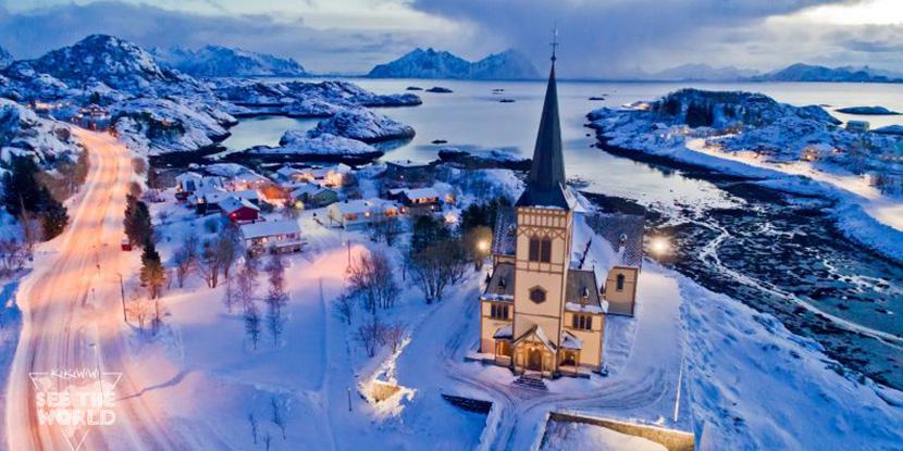 【挪威自驾】KiKiWiWi极夜中的追光之旅三部曲