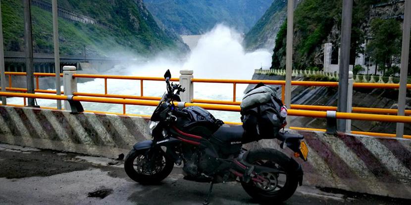 奔向自由,与川崎ER6N看壮丽河山,寻找丢失的快乐