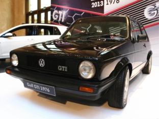 实拍高尔夫GTI从1976年到2013年的蜕变