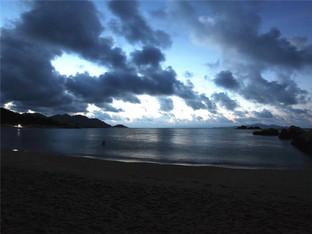 节日出游远离人潮 深圳西海边溜达溜达