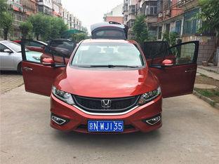 北京杰德炫晶红提车 顺便庆祝25岁生日