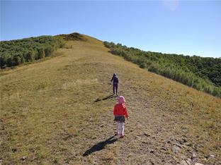 从坝上到草原天路 和家人在草原过中秋
