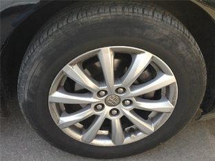 注重行车安全 试用胎压监测器