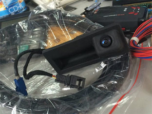 为行车安全 明锐DIY加装摄像头