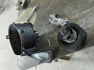 解决风扇反转 萨博修循环电机