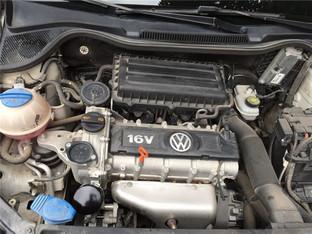 降低油耗 POLO发动机保养过程