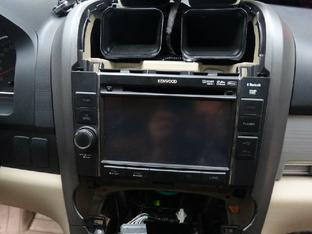 求音质 本田CR-V改车载多媒体