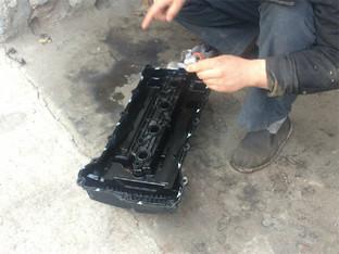 安全隐患 ix35换发动机密封垫
