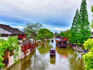 小桥流水 记录西塘水乡的美好