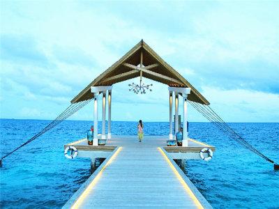 寻世界尽头 马尔代夫蜜月之旅