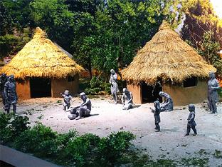感受中国文化 参观福山博物馆