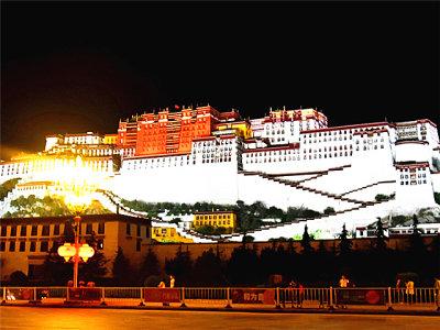 祭奠青春 去西藏留下难忘记忆