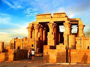 追逐埃及法老的步伐