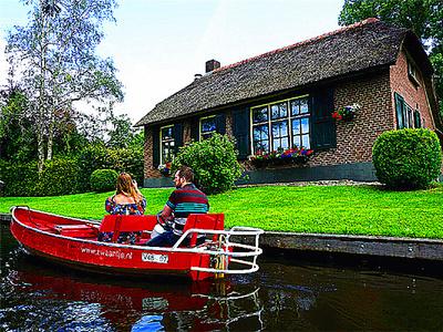 恋上荷兰最美的时光