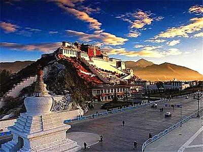 自驾西藏寻心中的梦