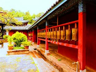 文峰寺心灵静修之旅