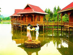 爱上缅甸的与世无争