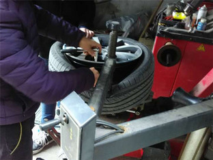 为安全多一份保障 C4世嘉安装胎压监测