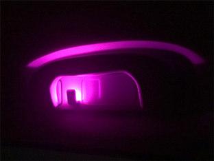 小有收获 荣威RX5改车内氛围灯