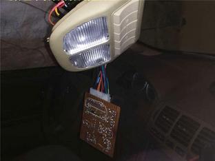 能力强大 别克GL8改造自动关窗