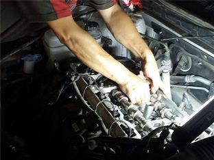 出现拉缸现象 起亚K5换发动机
