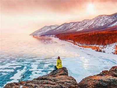 恋上贝加尔湖的纯净