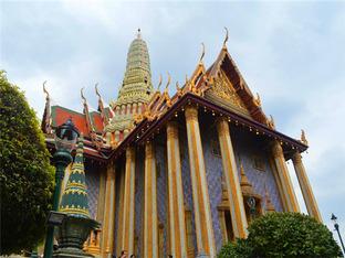旅行的意义 泰国皇宫金碧辉煌
