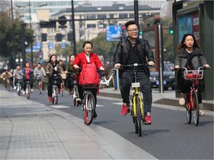 还能否席卷街头? 上海拟共享单车法规