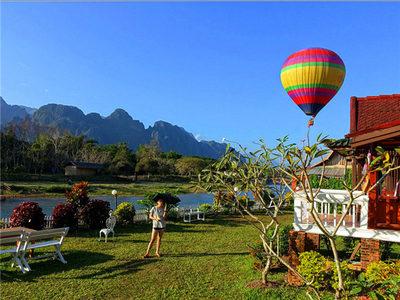 在老挝留下难忘回忆