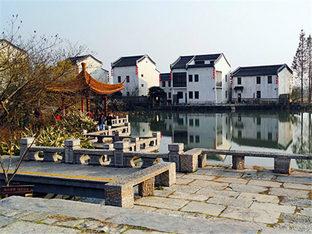 走进杨柳村古建筑群